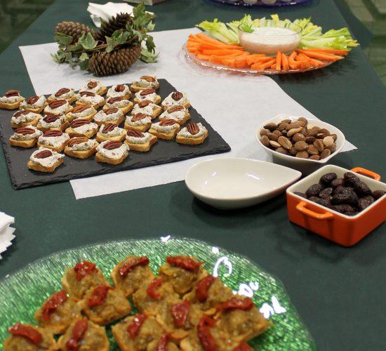 Chef a domicilio - Coctail buffet
