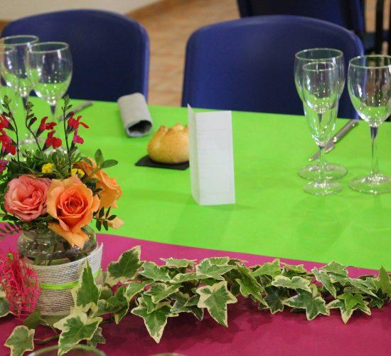 Eventos - detalle mesa